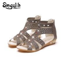 Woman Sandals Female Gladiator Sandalia 2019 Summer shoes Ladies Sexy Sandals Women Fashion Casual Wedding Party Shoes недорого