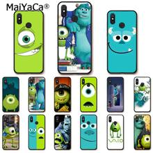 MaiYaCa Bonito Universidade Monstros Sulley Tiger Phone Case Soft para Xiaomi Mi6 Mix2 Mix2S Note3 8 8SE Redmi 5 5 além de Note4 4X Note5(China)