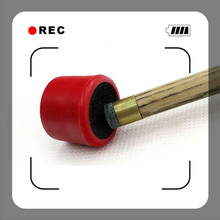 Snooker pool cue round rod head Cue tip grinding rubber