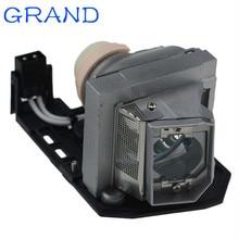 Compatível BL FU240A/SP.8RU01GC01 para OPTOMA DH1011 EH300 HD131X HD25 HD25LV HD2500 HD30 HD30B lâmpada do projetor happybate