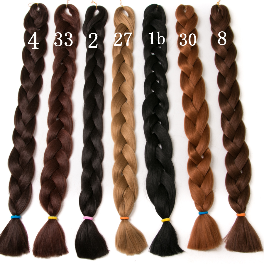 - Synthetic Braiding Hair 82 inch unfold 165g/pcs ...
