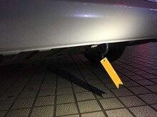 Прохладный красочные автомобилей стайлинг Автомобиля напомнить для задней части автомобиля светоотражающие наклейки на автомобиль Безопасности Дорожного Движения Отражающей Пленки