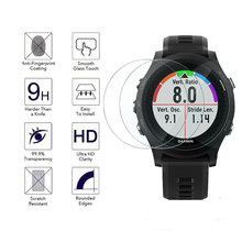 Für Garmin Armbanduhr Forerunner 35 220 225 230 235 620 630 735 935 645 Gehärtetem Glas Klar Smart Screen Protector film(China)