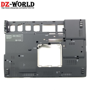 Image 1 - New Original  for Lenovo ThinkPad X201 X201i Bottom Case Base Cover 75Y4455 D Cover The host under cover black Shell