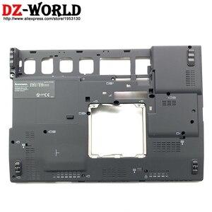 Image 1 - جديد الأصلي لينوفو ثينك باد X201 X201i أسفل حافظة قاعدة غطاء 75Y4455 D غطاء المضيف تحت غطاء أسود قذيفة
