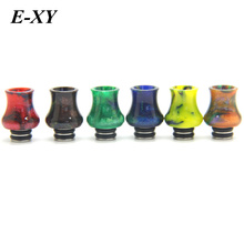510 Resin drip tips E-Cigarette 510 Gourd Drip Tips Resin Mouthpiece fit for 510 RBA RDA Tank V2 Atomizer 10PCS/LOT for vape