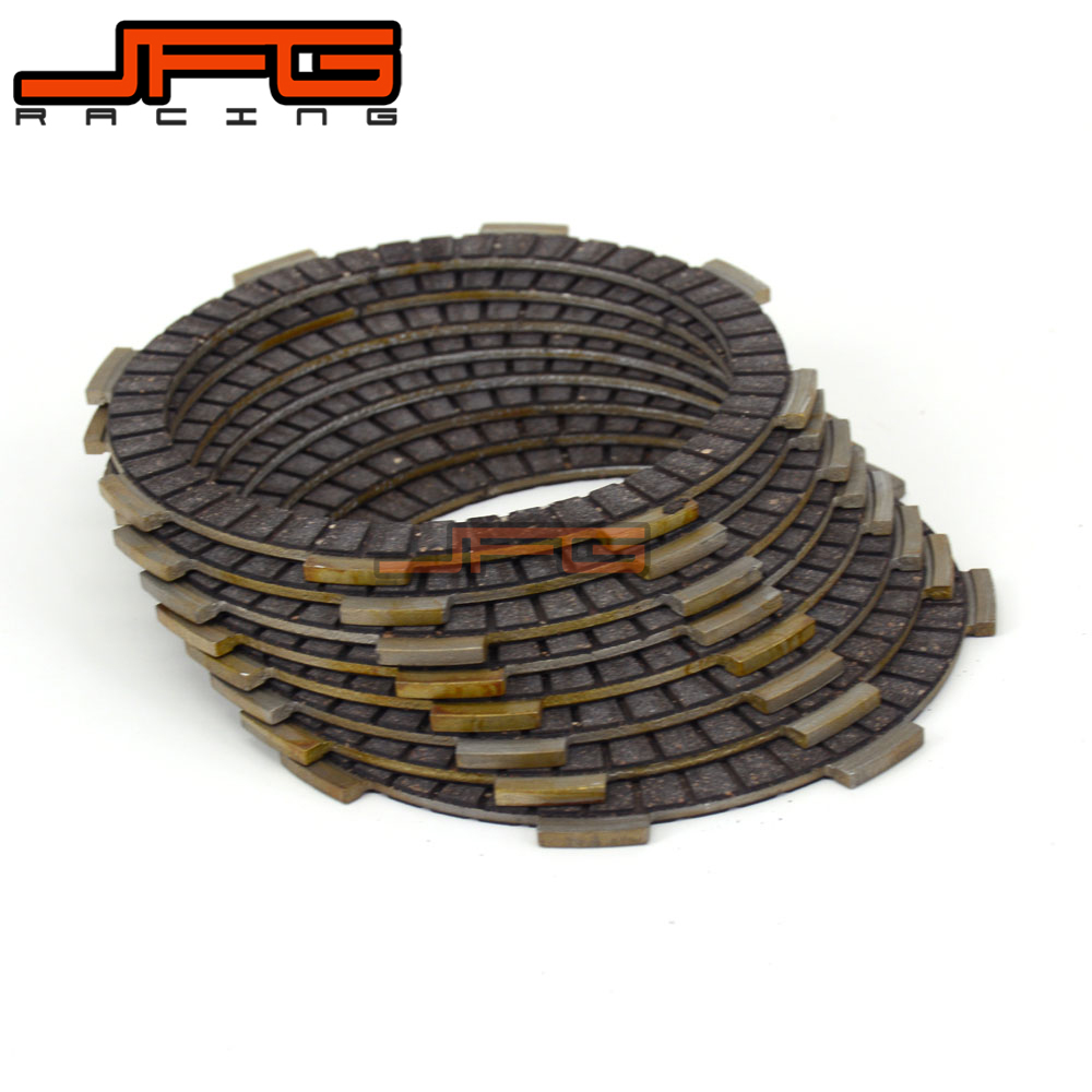 Motorcycle Friction Clutch Plates Disc For HONDA CRF150R <font><b>CRF150RB</b></font> CRF150RII CB250 CMX250C CMX250C2 CMX250CD CMX250X image