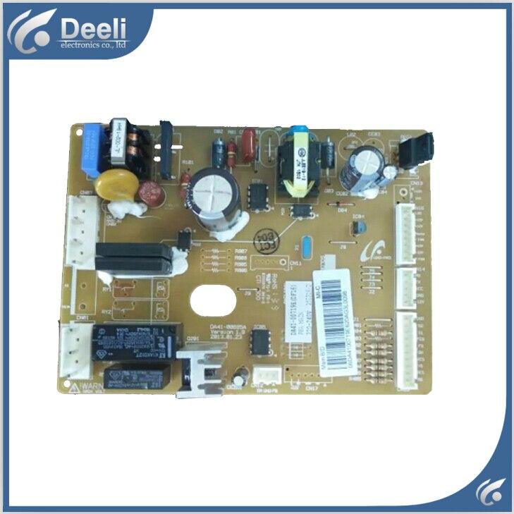 99% new good working for Samsung refrigerator pc board BCD-207CT Computer board TOSHIBAMCB-03 DA41-00719E 100% new good working for refrigerator computer board power module rs21ssh rs552nru da92 00646b da92 00278b board