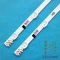 650mm LED Backlight Lamp strip 9 leds For UA32F4088AR\AJ\ UA 2013SVS32H D2GE-320SC0  32 inch LCD Monitor High light 5 pcs