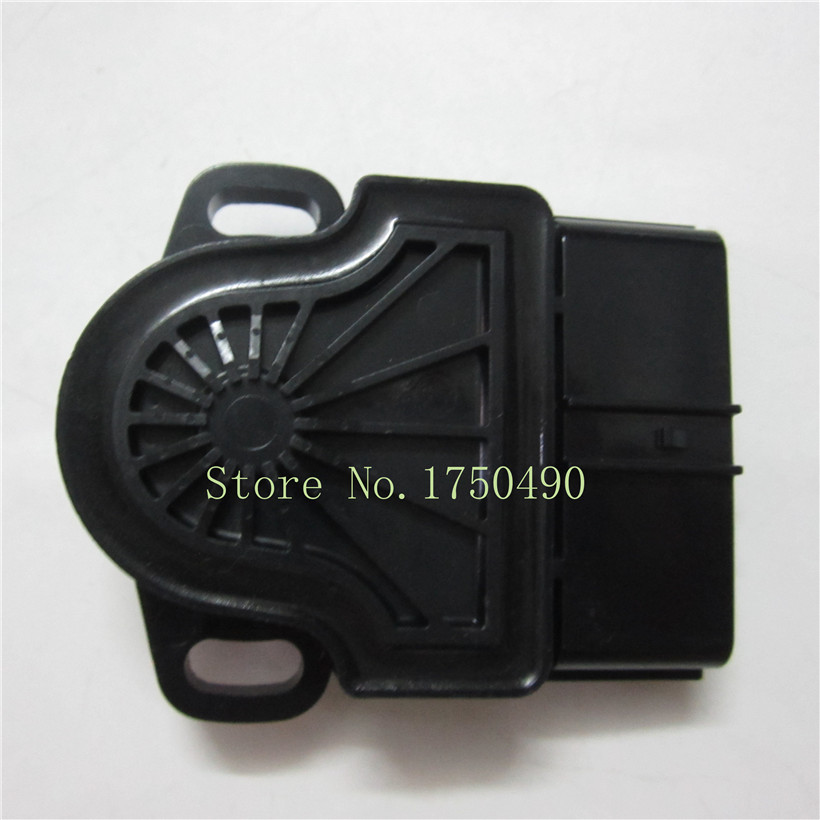 все цены на  Auto Parts Original TPS 8 Pins Sensor Throttle Position Sensor For Mitsubishi Outlander OEM # MR578861  онлайн