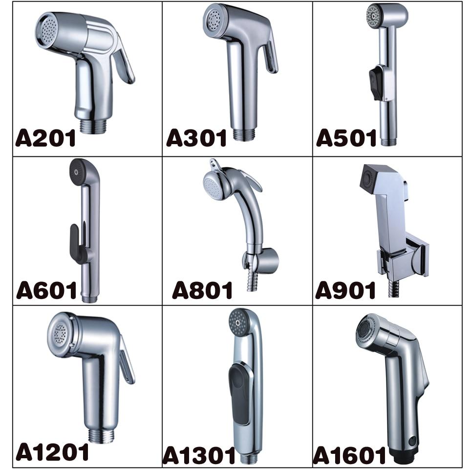 Пластик Здоровье и гигиена Туалет Биде настенные Улучшенный душ Gun- A1201