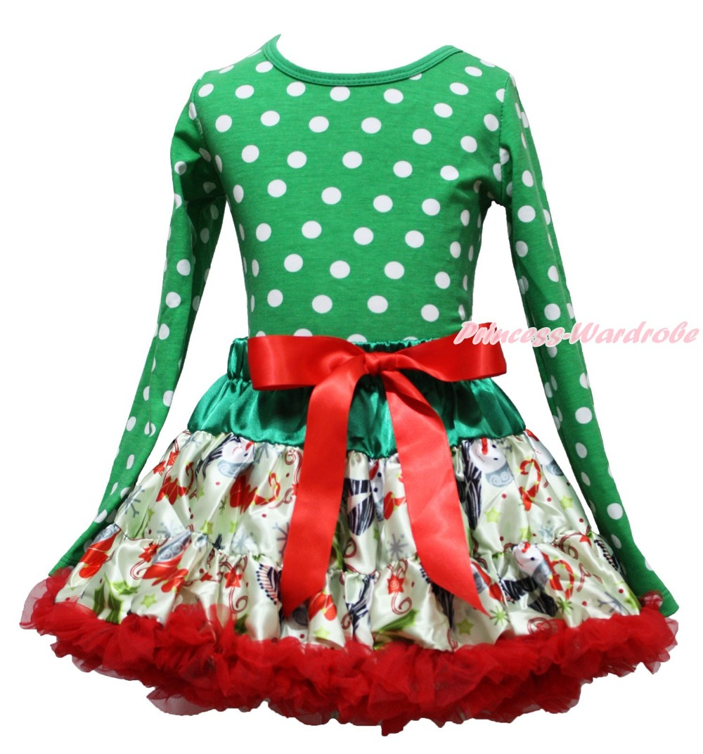 Christmas Green White Dots Shirt Top Snowman Skirt Girl Clothing Outfit Set 1-8Y электроинструмент stayer scsd 4 8 f