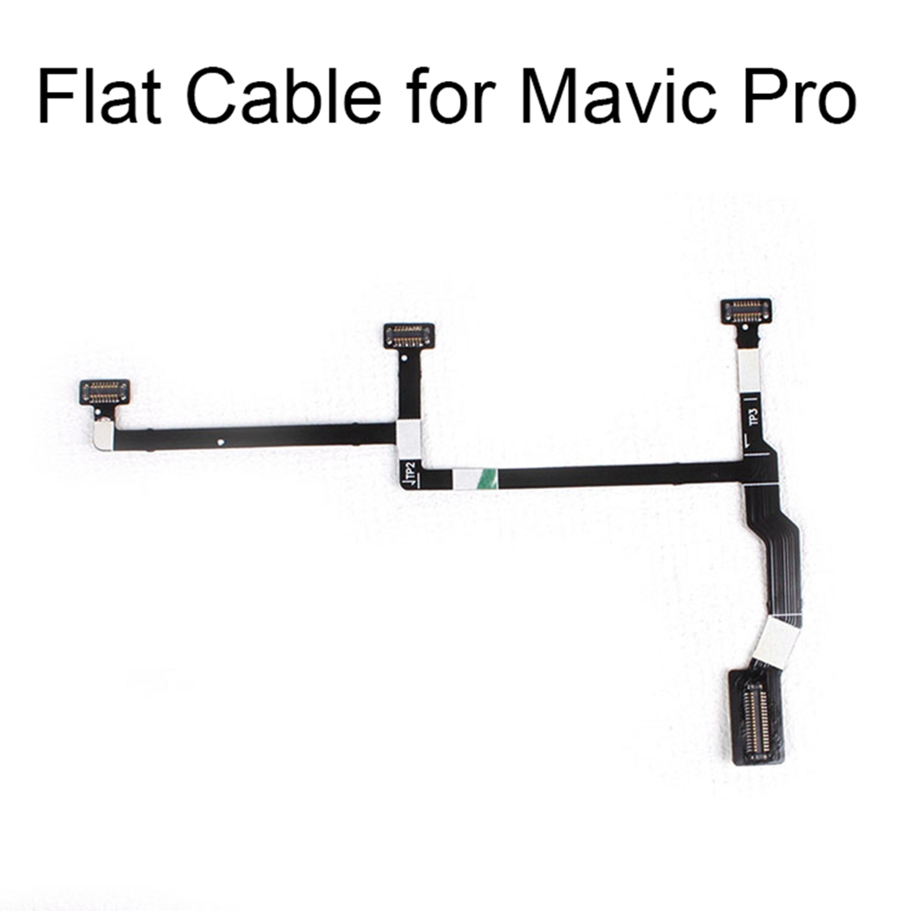 Flex Ribbon Flat Cable For DJI Mavic Pro Drone Gimbal Mounting Plate Damping Bracket Signal Transmission Cable