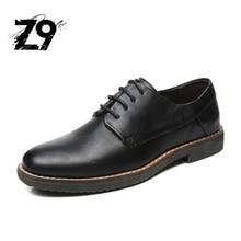 ФОТО z9 big size 7-11 2017 spring new men shoes fashion men casual shoes #814