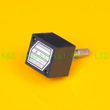 1pc ALPS 27 type 50K A Knurl shaft AMP volume potentiometer Tube Amp DIY Socket adjustable potentiometer 50k 503 102 304