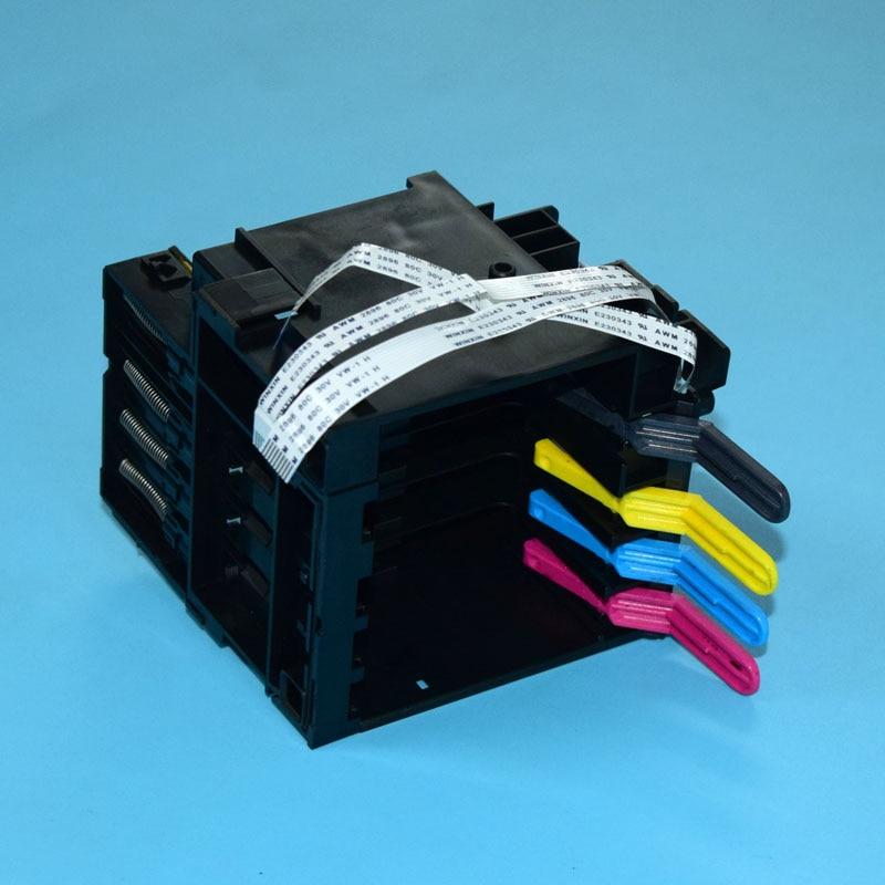 все цены на  Cartridge Holder For Brother J430W J625DW Printers Cartridge chip sensor  онлайн