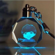 Bangtan7 Color Changing Led Keychains (7 Models)
