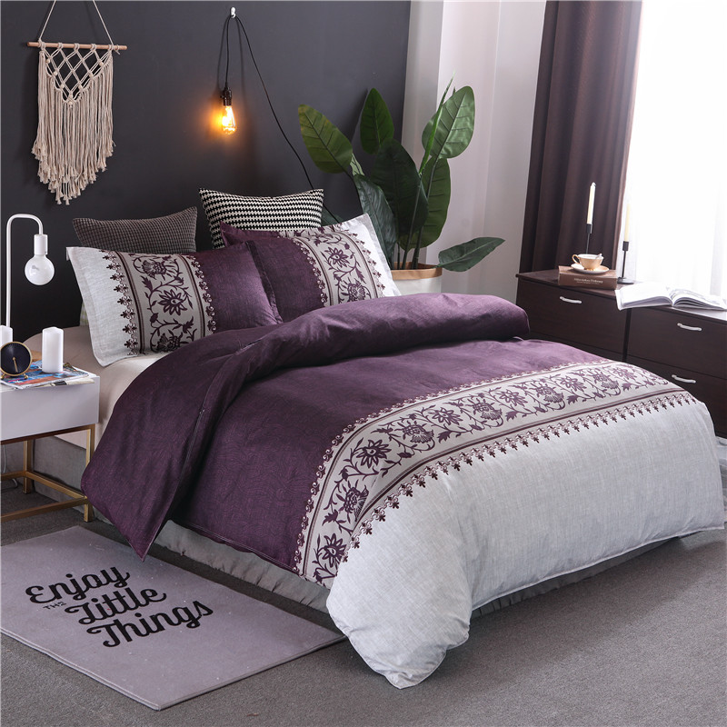Brief Duvet Cover Set