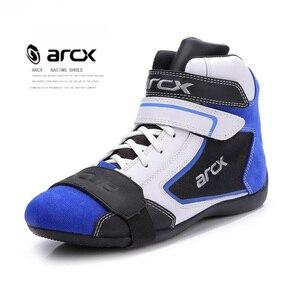 Image 5 - Arcx 오프로드 레이싱 남성 신발 여름 겨울 오토바이 모토 크로스 라이딩 레저 부츠 motos botas motociclismo chuteiras