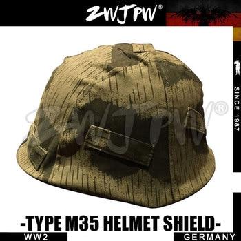 WW2 WWII Army M35/M40 cubierta DE casco militar DE camuflaje/408104
