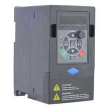 1 Input 3 Phase Output Universal VFD Variable Frequency Drive Converter Inverter AC 220V 2.2KW