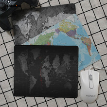Babaite 2018 New world map Keyboard Gaming MousePads Smooth Writing Pad Desktops Mate gaming mouse pad babaite vintage cool one piece keyboard gaming mousepads top selling wholesale gaming pad mouse