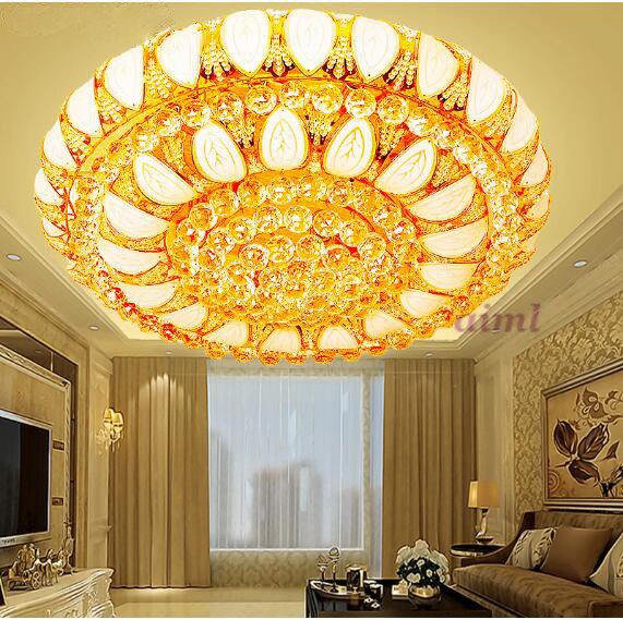 Change color remote control LED Absorb Dome Light Living Room LED Ceiling Lamp Diameter 60/80100/120CM Contains change color