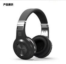 100% Orignal Bluedio H + Bluetooth Estéreo Inalámbrico de auriculares Micrófono Micro-SD de Radio FM puerto BT4.1 Over-ear auriculares envío gratis