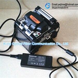 Image 4 - Sumitomo T 81C Z1C T600C T 71M Q101 T 71C T 55 połączenie światłowodowe Splicer zasilacz ładowarka ADC 1430Z ADC 1430S