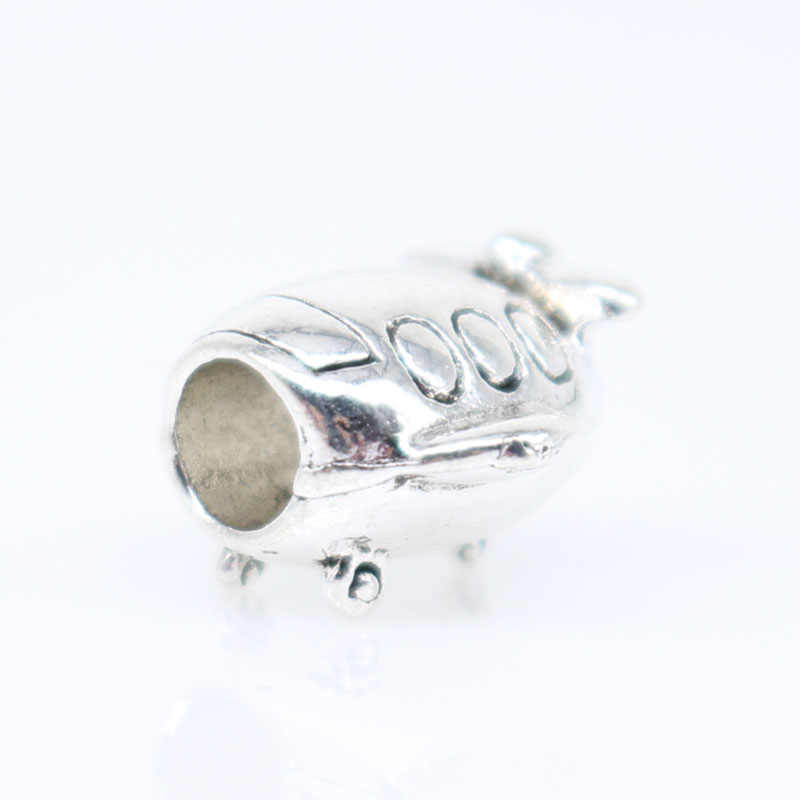 Fit  charms plata de ley 925 original bracelet beads for jewelry making valentine's day mary poppins bijoux  jewellery zab157