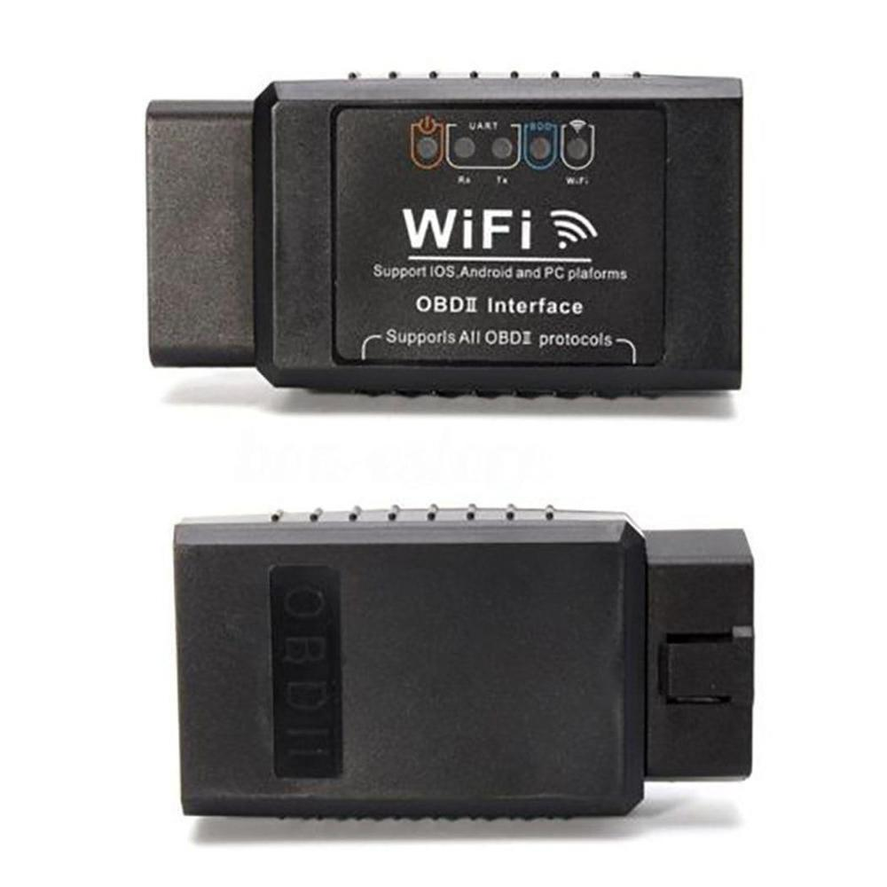 Image 3 - V1.5 ELM327 Car WIFI OBD 2 OBD2 OBDII Scan Tool Foseal Scanner Adapter Check Engine Light Diagnostic Tool for iOS Android-in Code Readers & Scan Tools from Automobiles & Motorcycles