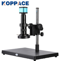 KOPPACE 14MP Full HD 1080P 30FPS HDMI USB 205X Industry Digital Microscope Camera New mobile Cell phone maintenance microscope