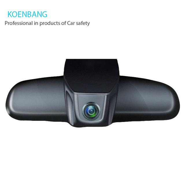 KOENBANG KOEN Car DVR Novatek 96655 Full HD1080P 6G Lens H.264 Mini Car Dash Camera Video Recorder Dashcam