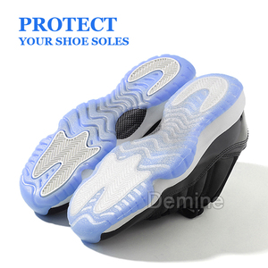 Image 3 - Demine בלעדי קלטת מדבקה שקוף אנטי להחליק עבור AJ Sneaker Outsoles נעל להגן מפני ללבוש מדמיע ספורט נעלי סוליות החלפה