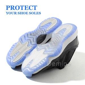 Image 3 - Demine 唯一テープステッカー透明抗用 aj スニーカーアウトソール摩耗涙から靴保護スポーツ靴底交換