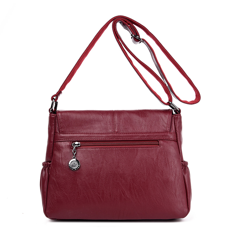 bolsa de couro bolsas de Tipo de Ítem : Women Menssenger Bags