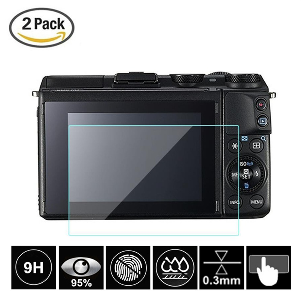 CameraPlus® JYC professional HD LCD Screen Protector for Nikon D3100 UK Store