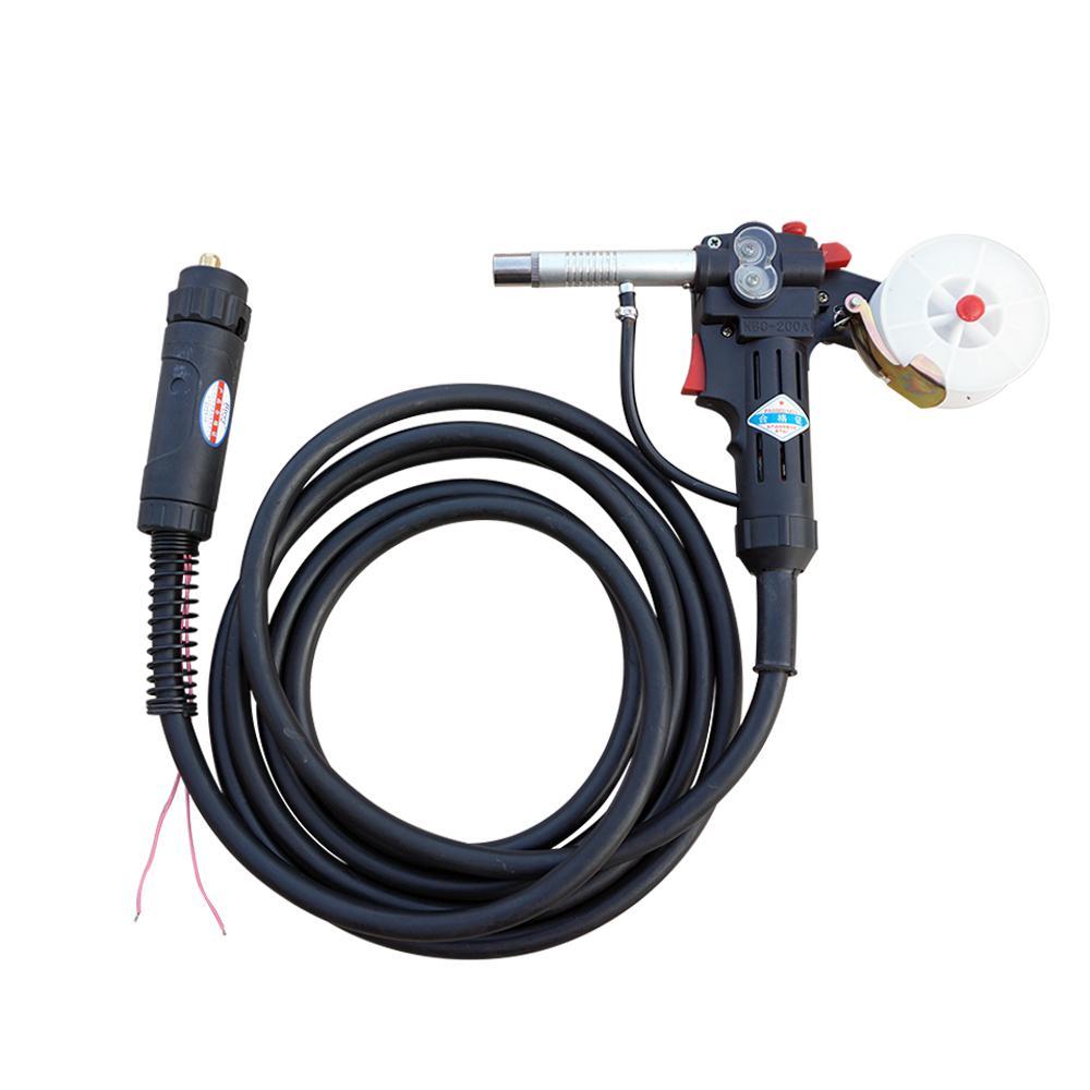 MIG MAG Push Wire Welding Torch Spool Gun Body North QLBF 200III ...