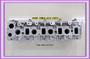ZD25 ZD25T ZD25-TCR DK4A D4KB Cylinder Head For Zhengzhou For Nissan RICH SERIE Odin For Jinbei Gold Cup Hercules 2.5L DOHC 16V