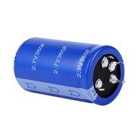 Super Capacitor 360F 2 7V Super Fala Capacitor USP Energy Storage Power Four Claw