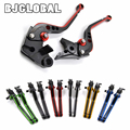 For Honda CB599 / CB600 HORNET CB919 NC700 S/X  New Motorcycle Dual Colors Adjustable Lever Regular CNC Brake Clutch Levers