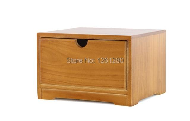 Houten Bureau Kantoor : Gratis verzending gereedschapskist houten bureau opberglade puin