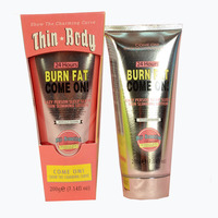 Body Slimming Cream 200G Burn Fat Body Weight Loss Leg Arm Buttock Thin Abdomen Skin Care Ointment Massage B32