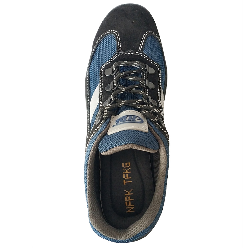 Homens Protecção Conforto pierce Grande picture Aço Segurança Anti Tamanho Ferramental Sapatos Do Masculino Botas Causal Respirável Trabalho Leve De Biqueiras Picture Color Color 7Tnqd5