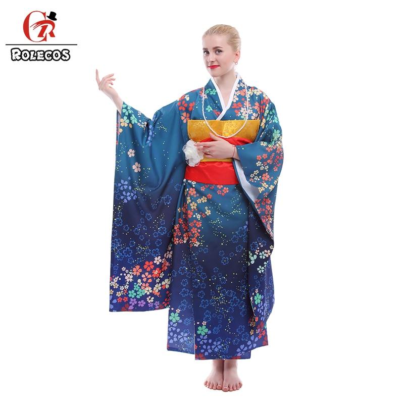 Baño Japones Tradicional:Compra kimono de la muchacha online al por mayor de China, Mayoristas