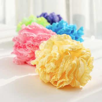 1pcs Multicolour Bath Ball Bathsite Tubs Cool Towel