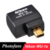Nikon WU 1a wu1a Wireless Mobile Adapter for Nikon D3200 D3300 D5200 D7100 DF