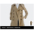 Vendas quentes Longo Sólida Cáqui Clássico Casaco de Trincheira das Mulheres de Inverno 2017 de Moda de Nova Double Breasted Inverno Casacos Para mulheres F690