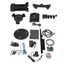 black 3D scanner 3D printer parts Open source machine DIY ciclop 3D scanner