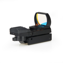 New Arrival 4 Reticle Red Dot Scope 11mm Base Red Dot Reticle Style For Hunting CL2-0094B